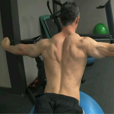 Back - Ball Back Extension - Inverted T