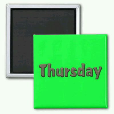 W4 - Thursday