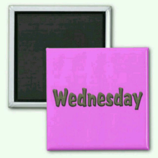 W1 - Wednesday
