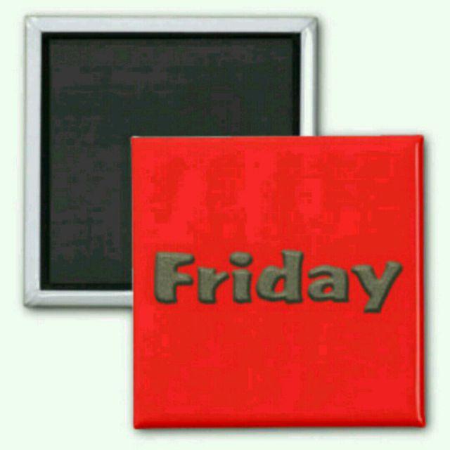 W1 - Friday