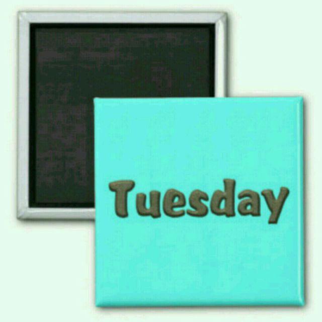 W2 - Tuesday