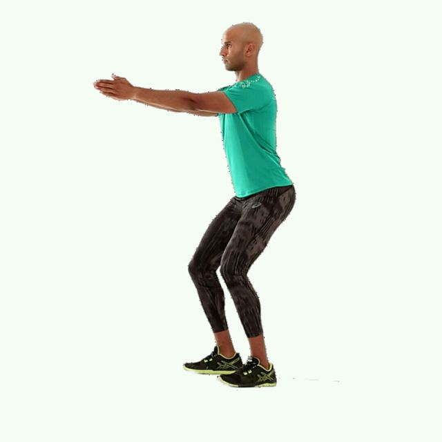 How to do: IT Super Slow Squat - Step 2