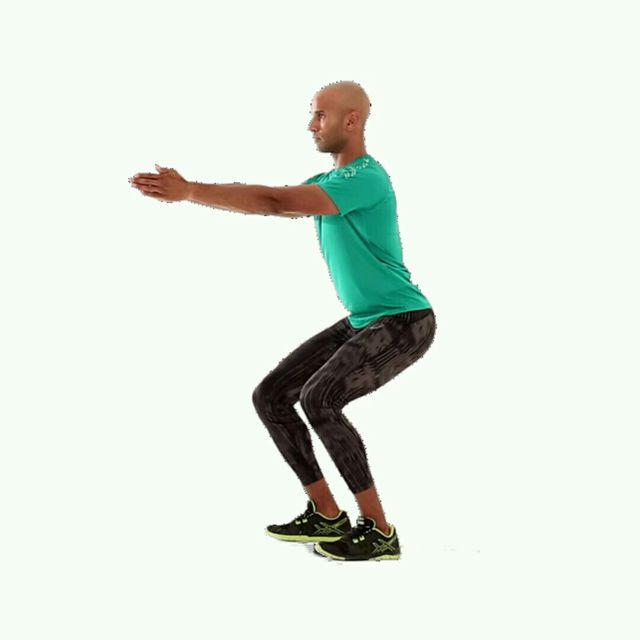 How to do: IT Super Slow Squat - Step 3