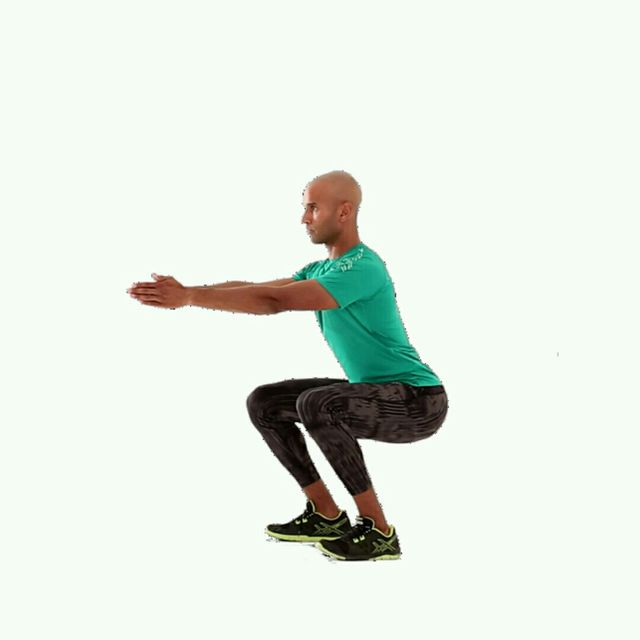 How to do: IT Super Slow Squat - Step 4
