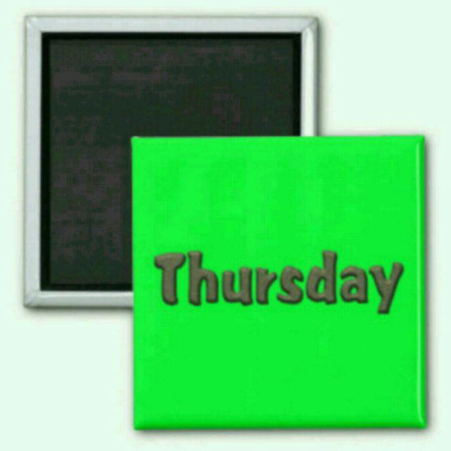 W3 - Thursday