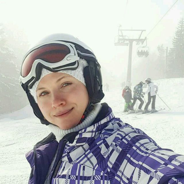 How to do: skiing - Step 1