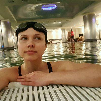 Swimming Agu