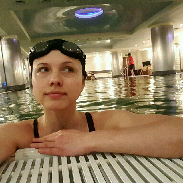 How to do: Swimming Agu - Step 1