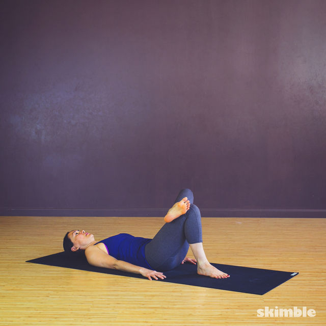 How to do: Pretzel Stretches - Step 5