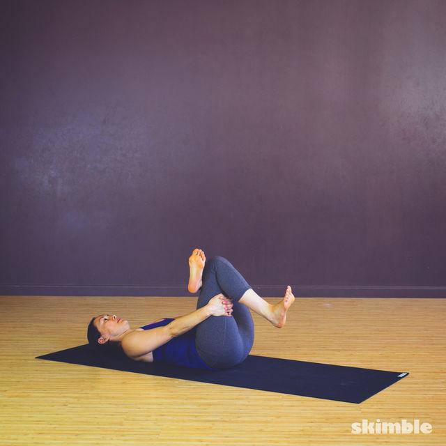 How to do: Pretzel Stretches - Step 6