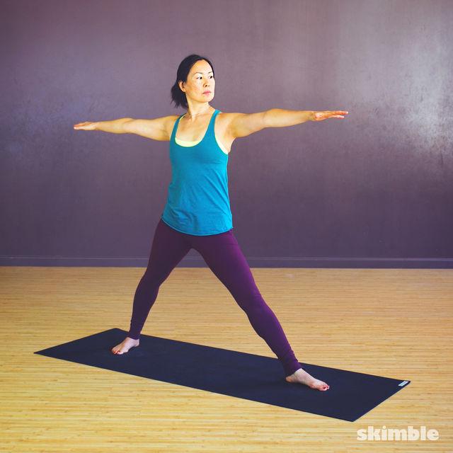 How to do: Left Half-Bound Side Angle - Step 1