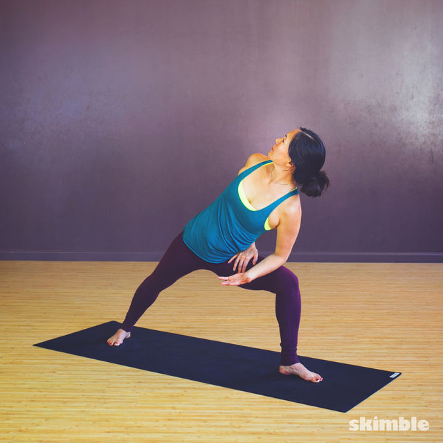 How to do: Left Half-Bound Side Angle - Step 2