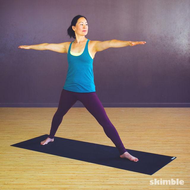 How to do: Left Side Angle - Step 1