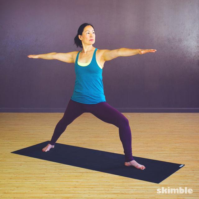 How to do: Left Side Angle - Step 2