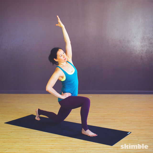 柔韧性锻炼