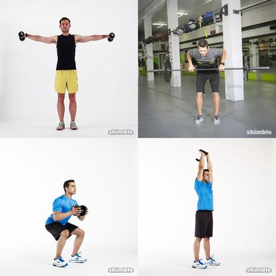 Shortcut To Shred Workouts