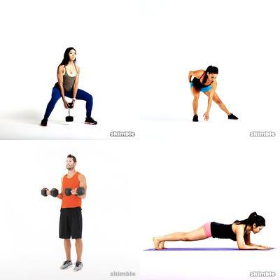 Bulking workouts