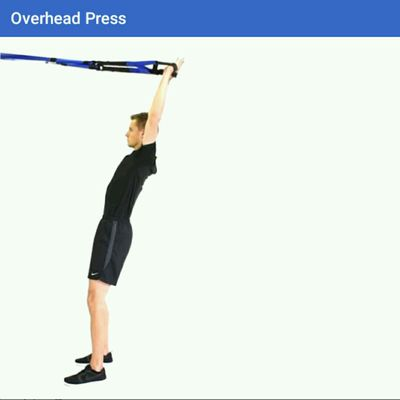 Overhead Extension TRX