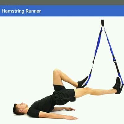 Hamstring Runner TRX