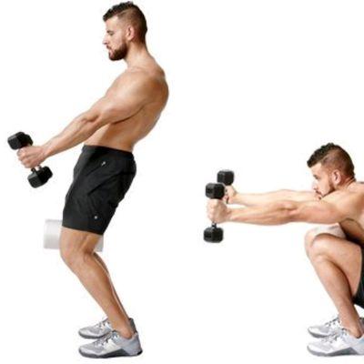 Counterweight Deep Stretch