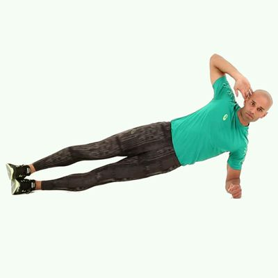 IT Side Plank And Flex
