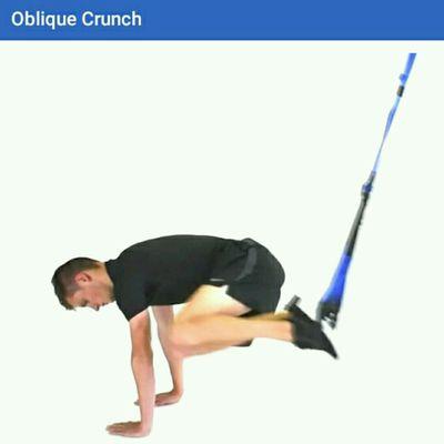 Obliques Crunch