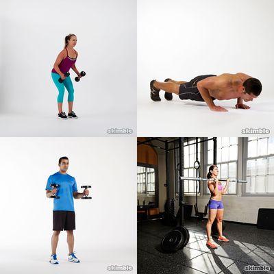 Workouts I Like