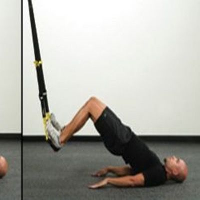 TRX Hip Thrust