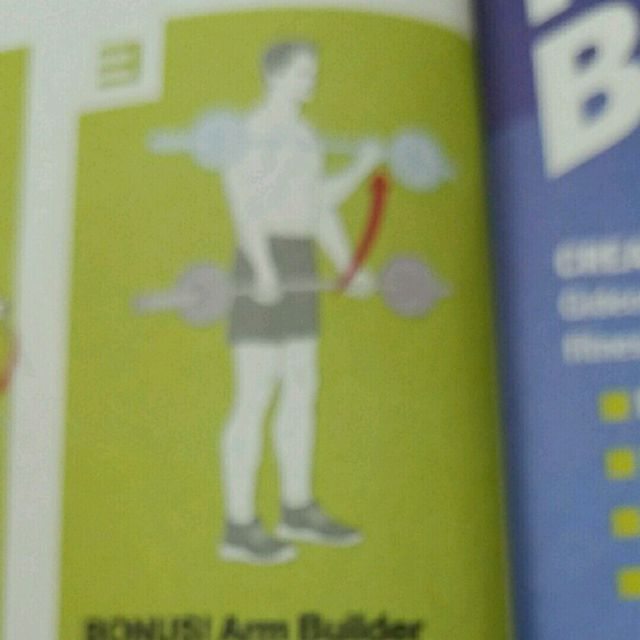 How to do: Arm Builder - Step 1