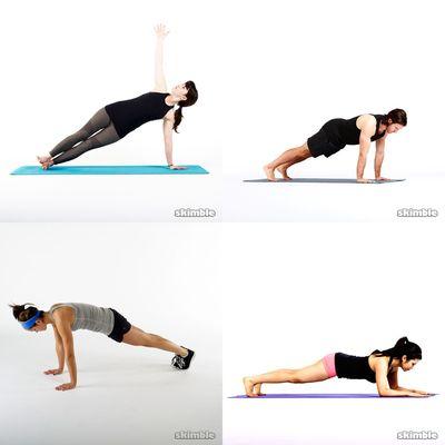 Plank *E