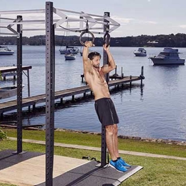 How to do: Archer Chin Up - Step 2