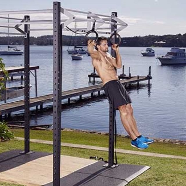 How to do: Archer Chin Up - Step 3