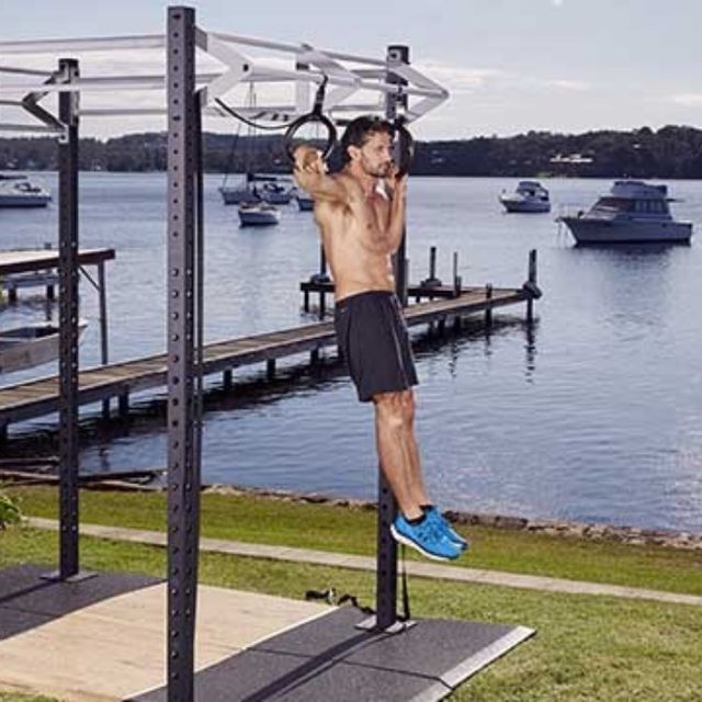 How to do: Archer Chin Up - Step 4