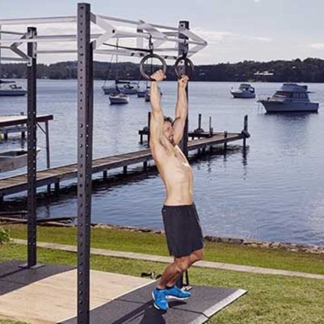 How to do: Archer Chin Up - Step 5