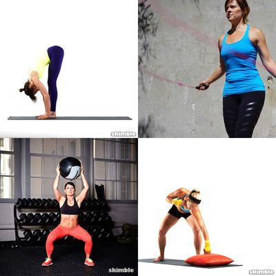 mix it up workouts!