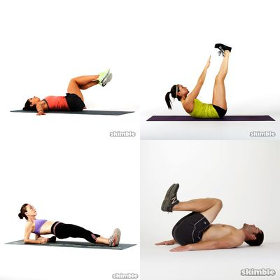Thursday Abs and Arms