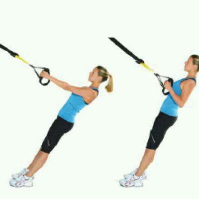 Suspension Rows