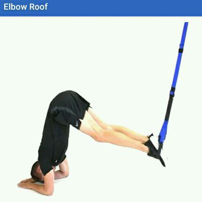 Elbow Roof TRX