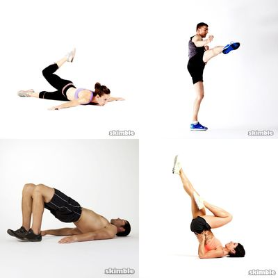Workout Lower Body