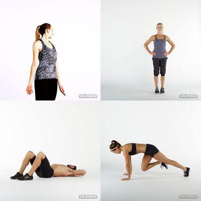 workout list