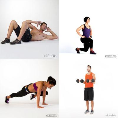 Workout Whole Body