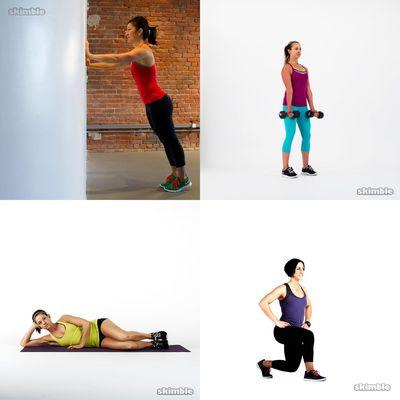 Prego Workouts