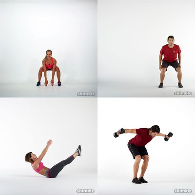 10 min workouts