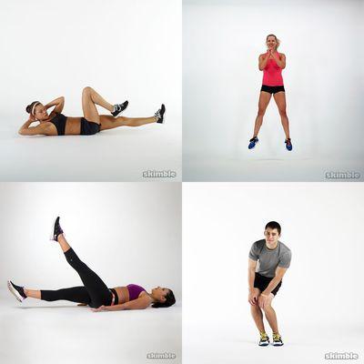 workouts :-)