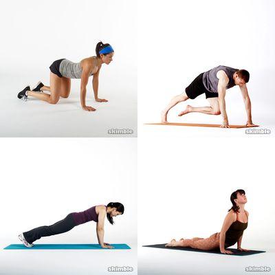 back yoga