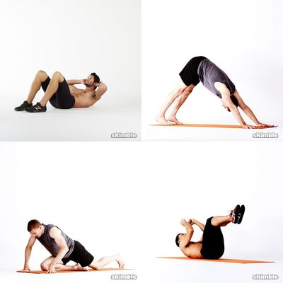 Favourite workouts and stretches