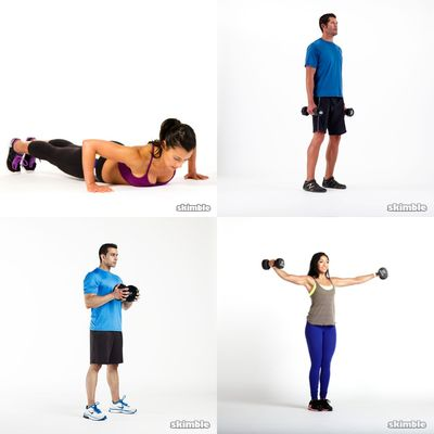 Fast Workouts
