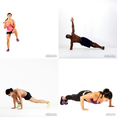 Lose Weight , Gain Muscle