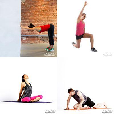 Warm Up & Stretching