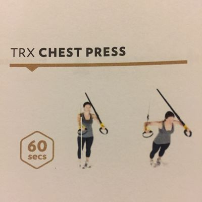 TRX FIT Ninja Workout